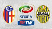 Болонья 0 - 1 Верона ( 4 апреля 2016). Обзор матча