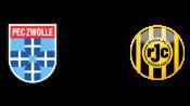 Зволле 3 - 1 Рода ( 8 апреля 2016). Обзор матча