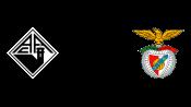 Академика 1 - 2 Бенфика ( 9 апреля 2016). Обзор матча