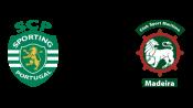 Спортинг 3 - 1 Маритиму ( 9 апреля 2016). Обзор матча