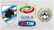 Сампдория 2 - 0 Удинезе (10 апреля 2016). Обзор матча