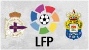 Депортиво 1 - 3 Лас-Пальмас (11 апреля 2016). Обзор матча