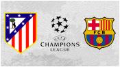 Атлетико М 2 - 0 Барселона (13 апреля 2016). Обзор матча