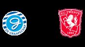 Де Графсхап 1 - 1 Твенте (15 апреля 2016). Обзор матча