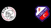 Аякс 2 - 2 Утрехт (17 апреля 2016). Обзор матча
