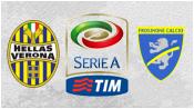 Верона 1 - 2 Фрозиноне (17 апреля 2016). Обзор матча