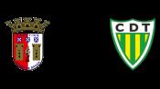 Брага 3 - 0 Тондела (18 апреля 2016). Обзор матча