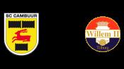 Камбюр 1 - 1 Виллем II (21 апреля 2016). Обзор матча