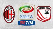 Милан 0 - 0 Карпи (21 апреля 2016). Обзор матча