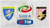 Фрозиноне 0 - 2 Палермо (24 апреля 2016). Обзор матча