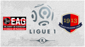 Генгам 1 - 1 Кан (24 апреля 2016). Обзор матча