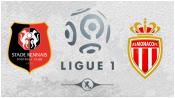 Ренн 1 - 1 Монако (24 апреля 2016). Обзор матча