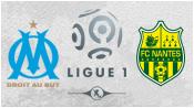 Марсель 1 - 1 Нант (24 апреля 2016). Обзор матча