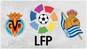 Вильярреал 0 - 0 Реал Сосьедад (24 апреля 2016). Обзор матча