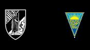 Витория Гимараэш 1 - 1 Эшторил (24 апреля 2016). Обзор матча