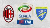 Милан 3 - 3 Фрозиноне ( 1 мая 2016). Обзор матча