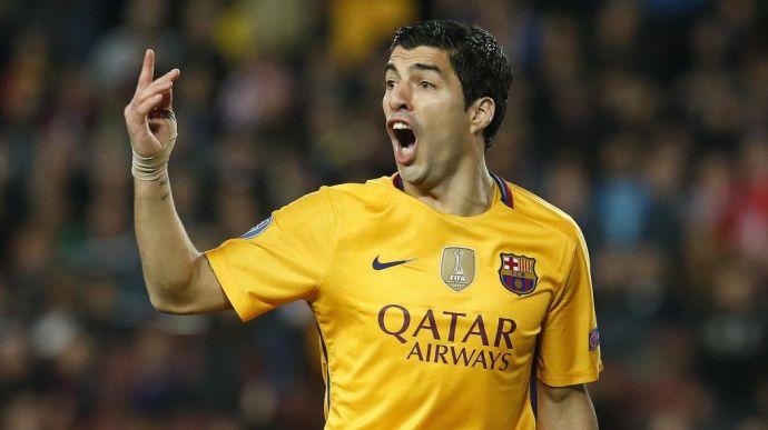 Суарес продлил контракт с «Барселоной»