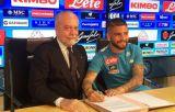 Инсинье продлил контракт с «Наполи»