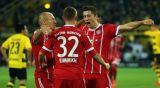«Бавария» без проблем обыграла «Боруссию»
