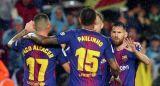 «Барселона» обыграла «Севилью»