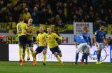 Шведы обыграли Италию