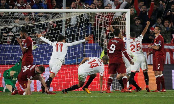«Ливерпуль» снова не обыграл «Севилью»