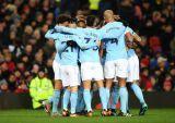 «Сити» обыгрывает «Юнайтед»